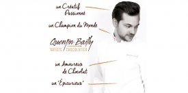 Quentin Bailly: esclusiva italiana da I Cook You